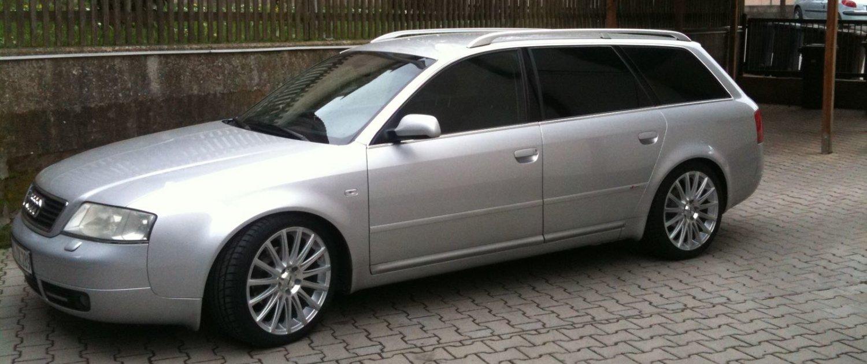 Audi – A6 – Autec – Fanatic – Silber – 19 Zoll