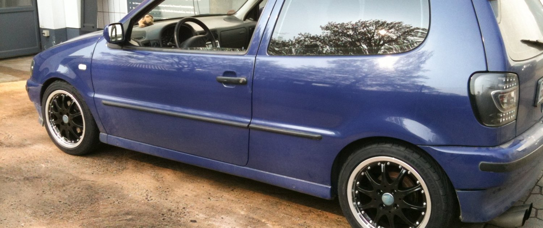 VW – Polo – DBV – S Australia – Schwarz – 14 Zoll