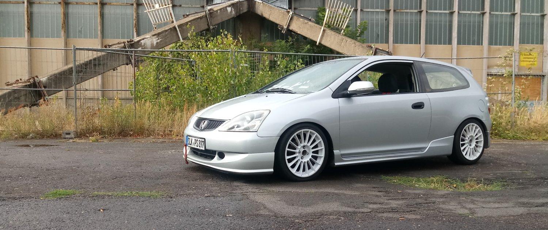 Honda – Civic – ALUTEC – Zero 7 – Weiss – 17 Zoll