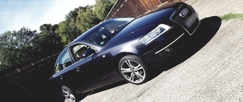 Audi – A6 – BORBET – XL – Silber – 18 Zoll