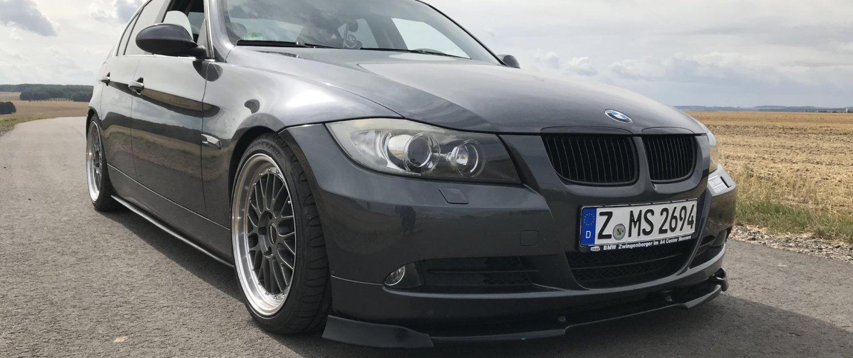 BMW – 3er – BBS – Le Mans – Anthrazit – 18 Zoll