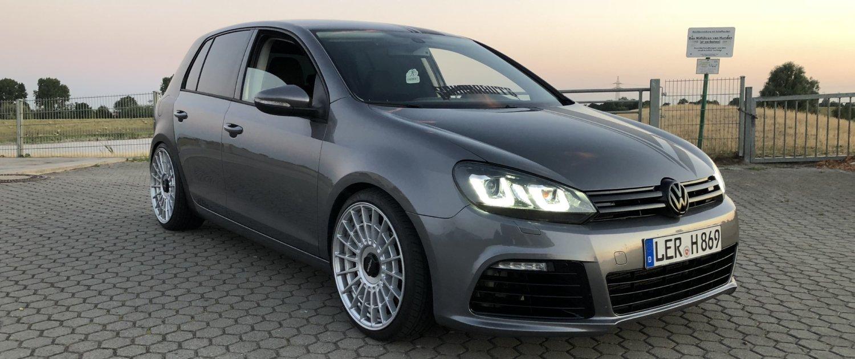 VW – Golf – ROTIFORM – LAS-R – Silber – 19 Zoll