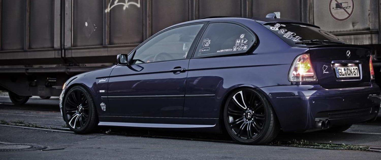 BMW – 3er – MAM – B1 – Schwarz – 18 Zoll