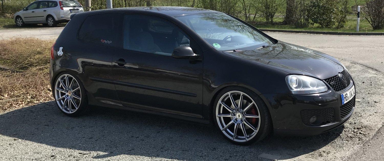 VW – Golf GTI – R3 WHEELS – H3 – Silber – 19 Zoll