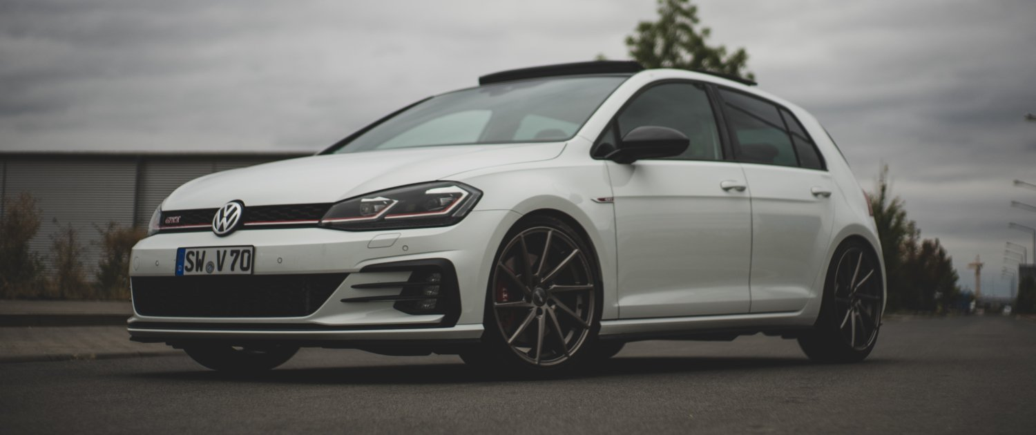 Vw Golf Gti Brock B37 Anthrazit 19 Zoll