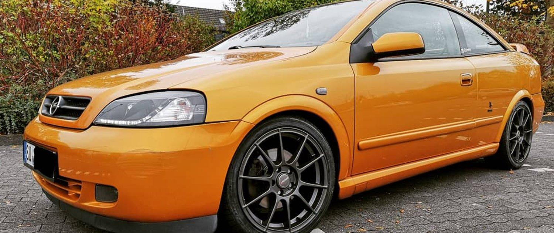 Opel – Astra – AUTEC – Wizard – Gunmetall – 17 Zoll