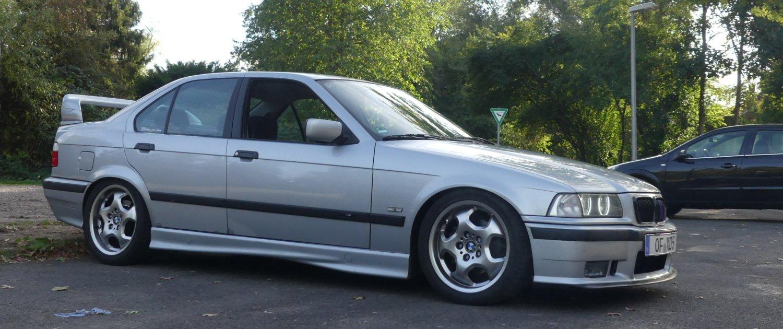 BMW – 3er – ORIGINAL BMW – Styling 23 – Silber – 17 Zoll