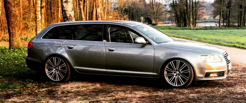 Audi – A6 – WHEELWORLD – WH18 – Grau – 20 Zoll