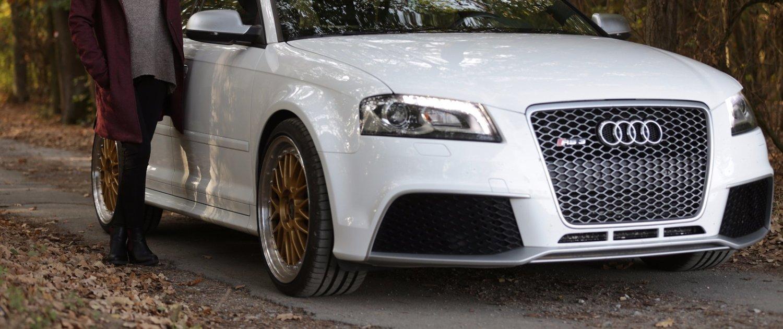 Audi – RS3 – ULTRA WHEELS – UA3 – Gold – 19 Zoll