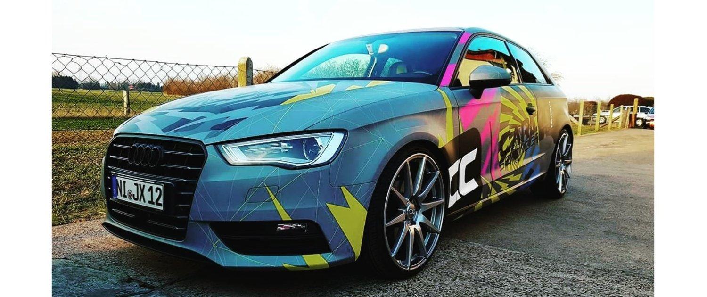Audi – A3 – BORBET – GTX – Titan – 20 Zoll