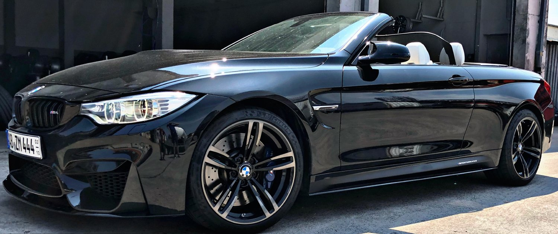 BMW – M4 – ORIGINAL BMW – Styling 437M – Schwarz – 19 Zoll