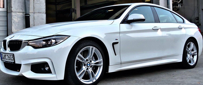 BMW – 4er – ORIGINAL BMW – Styling 400M – Silber – 18 Zoll