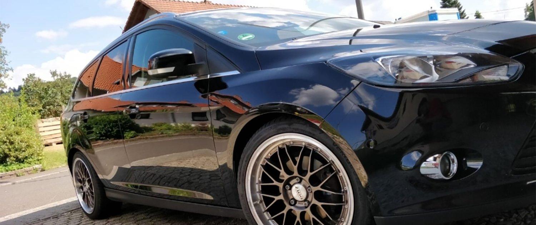 Ford – Focus – DOTZ – Revvo – Bronze – 18 Zoll