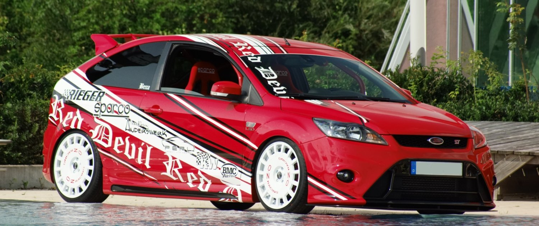 Ford – Focus – OZ Racing – Rally Racing – Weiss – 19 Zoll