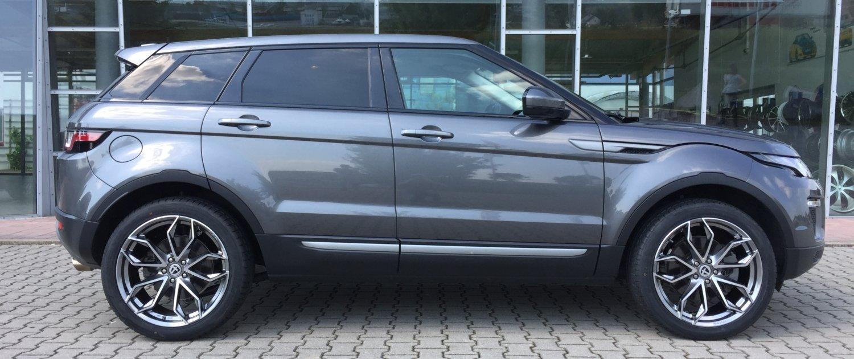 Land Rover – Range Rover Evoque – TOMASON – TN22 – Anthrazit – 20 Zoll