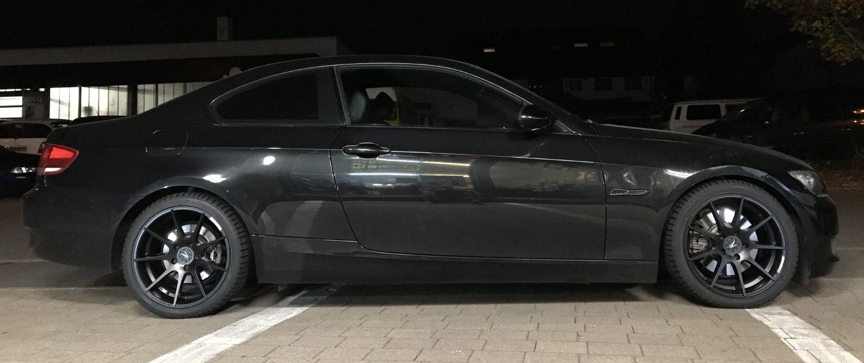 BMW – 3er – Z PERFORMANCE – ZP.08  – Schwarz – 18 Zoll