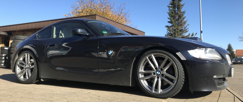 BMW – Z4 – RIAL – X10 – Grau – 18 Zoll
