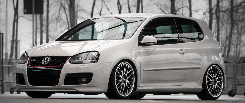 VW – Golf 5 – ORIGINAL AUDI – Speedline – Silber-Schwarz – 19 Zoll