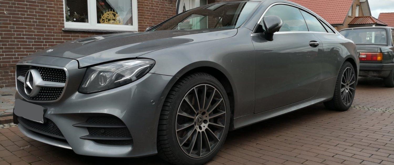 Mercedes-Benz – E-Klasse – GMP ITALIA – Stellar – Schwarz – 19 Zoll