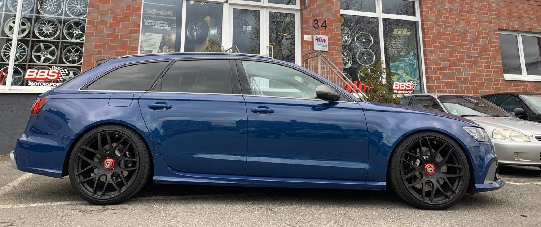 Audi – RS6 – SCHMIDT – Gambit – Schwarz – 21 Zoll