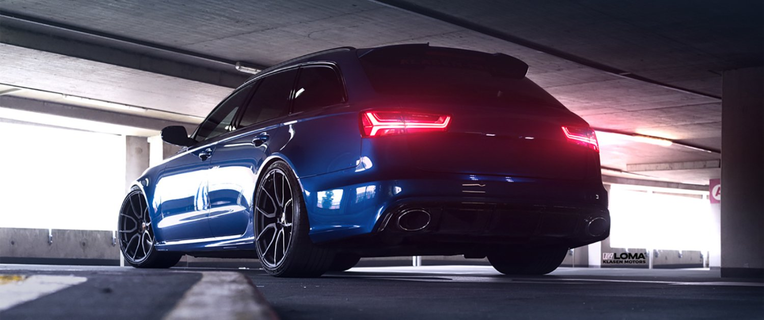 Audi – RS6 – LOMA WHEELS – RS1-SL – Schwarz – 21 Zoll