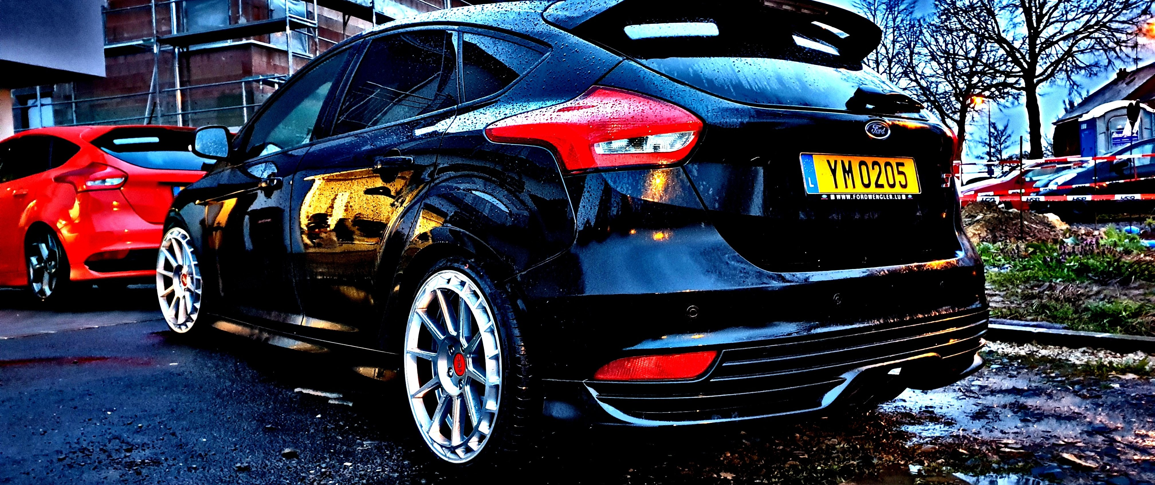 Ford – Focus – TEC WHEELS – GT8 – Silber – 19 Zoll
