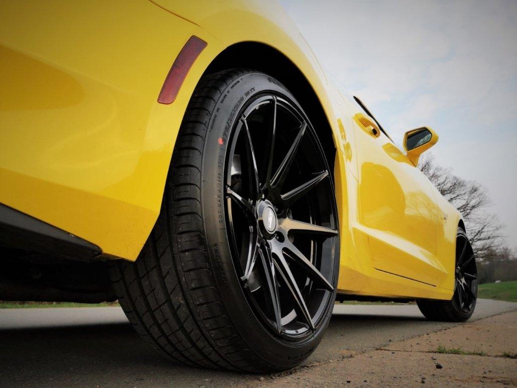 chevrolet camaro cabrio elegance wheels e1 schwarz 20 zoll. Black Bedroom Furniture Sets. Home Design Ideas