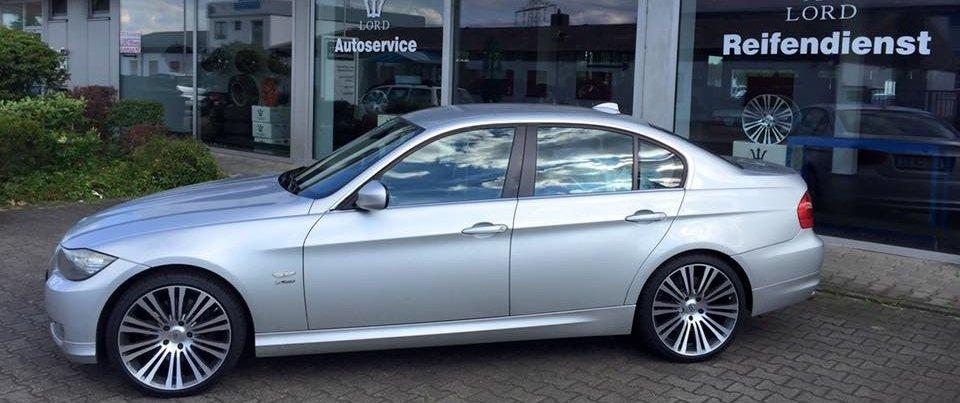 BMW – 3er – LORD WHEELS – LW01 – Grau – 19 Zoll