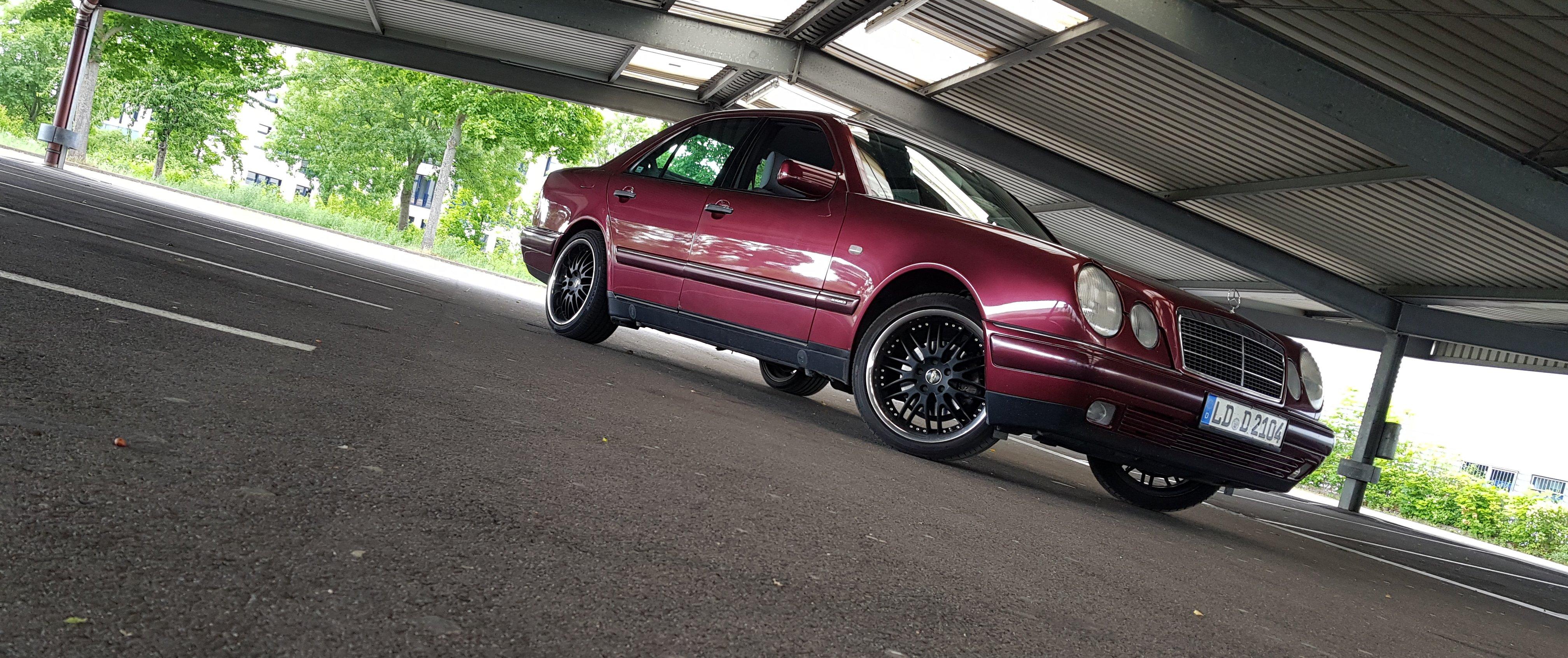 Mercedes-Benz – E-Klasse – ORIGINAL MERCEDES-BENZ – Royal GT – Anthrazit – 18 Zoll
