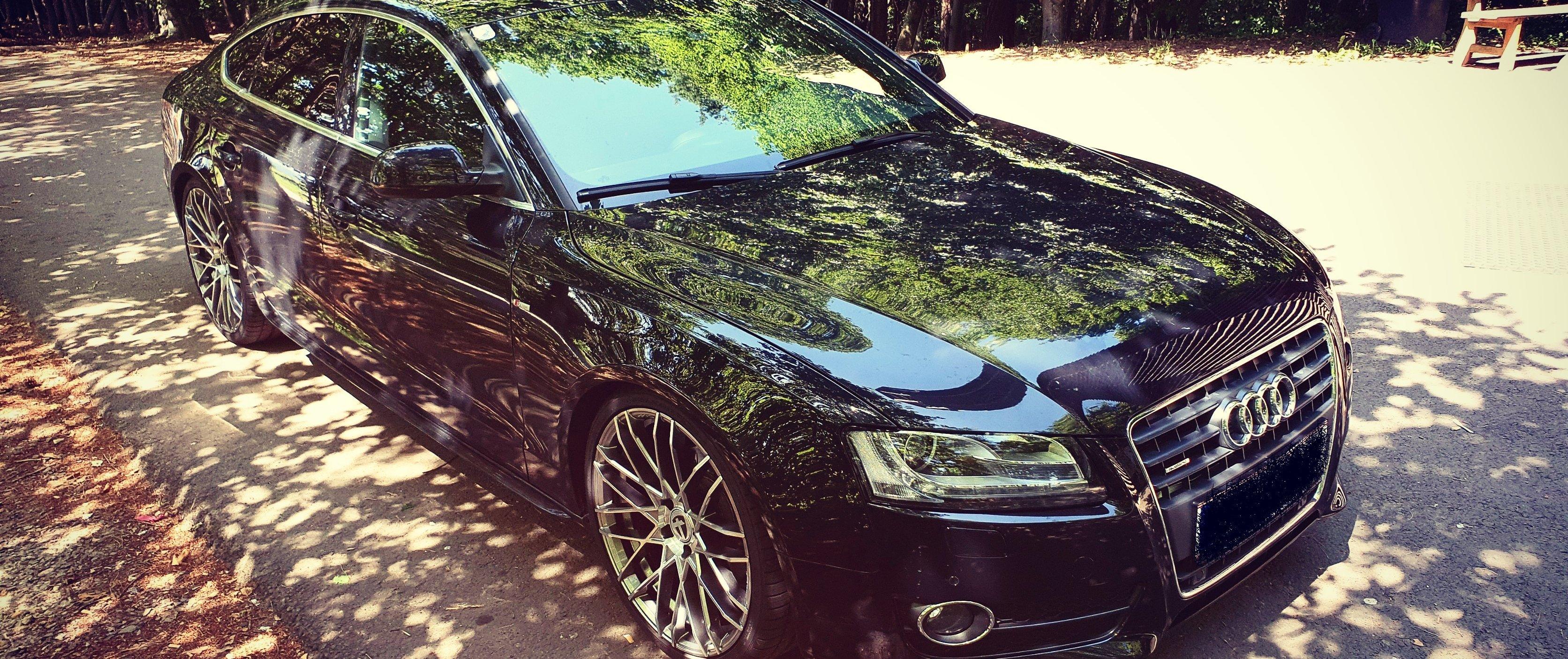 Audi – A5 – TOMASON – TN19 – Silber-Schwarz – 20 Zoll