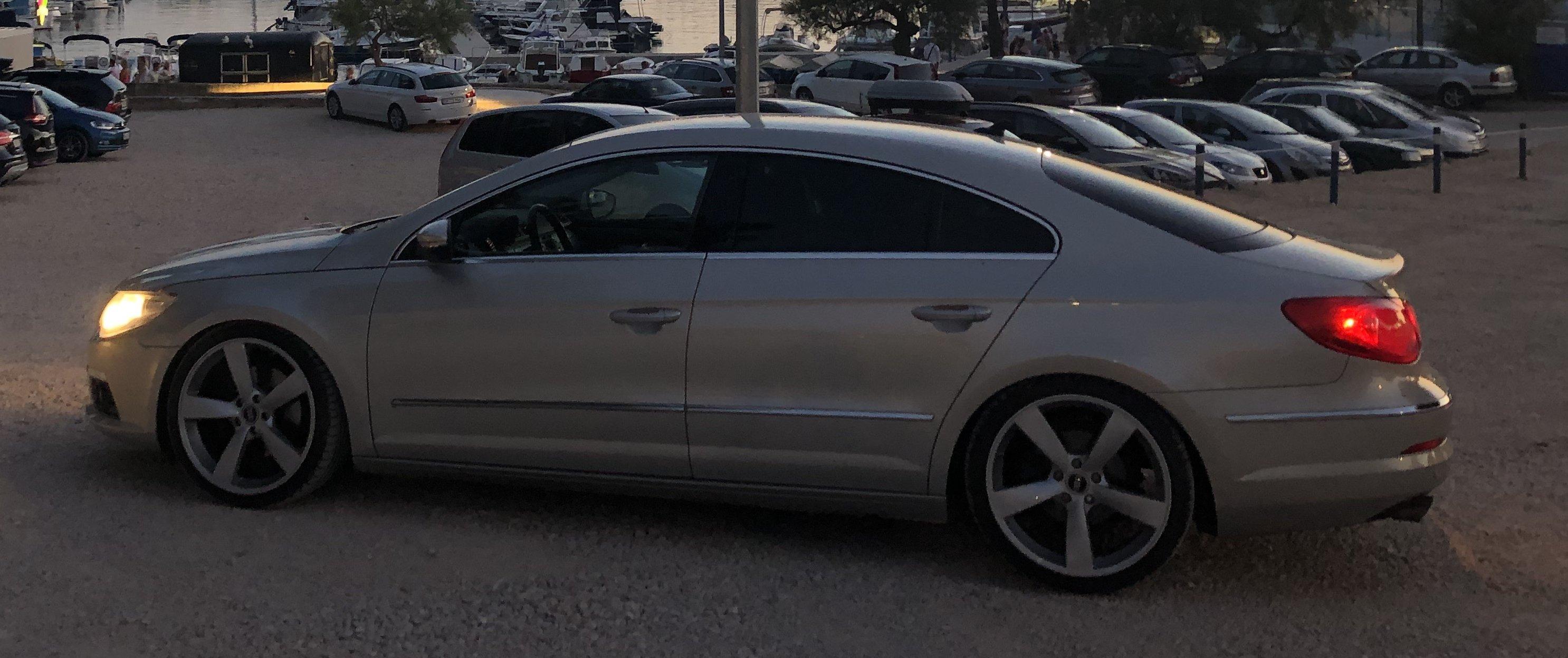 VW – Passat – Silber – GT AUTOMOTIVE – Sat 21 – Silber – 19 Zoll